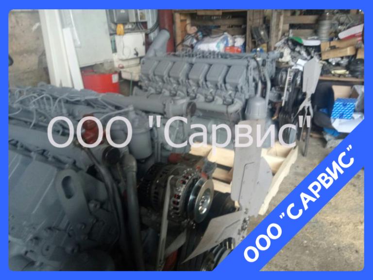 Два двигателя 240 БМ2 на Кировец