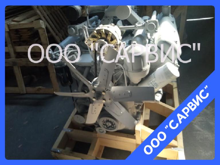 Двигатель ЯМЗ 238де2 в Магнитогорск
