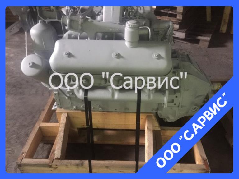 Двигатель ЯМЗ 236ДК-5 на комбайн Енисей
