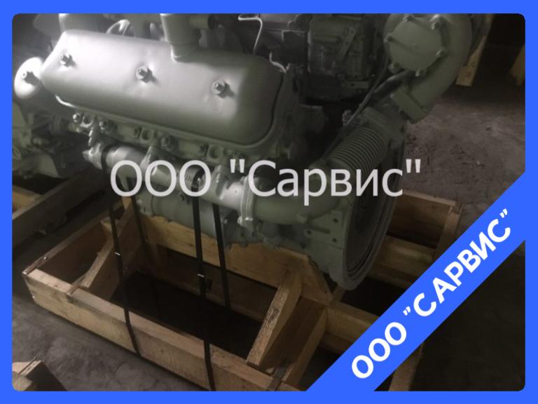 Двигатель ЯМЗ 236Н на комбайн Вектор