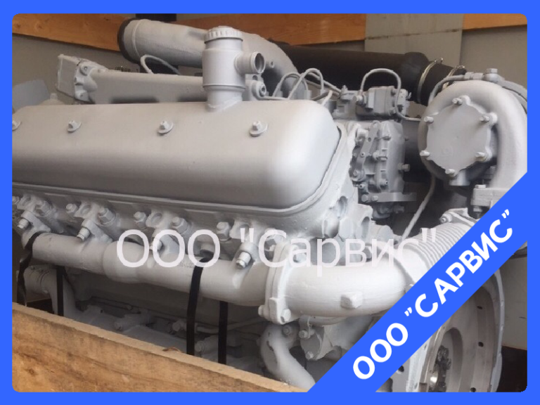 Двигатель ЯМЗ 238ДЕ2 на МАЗ