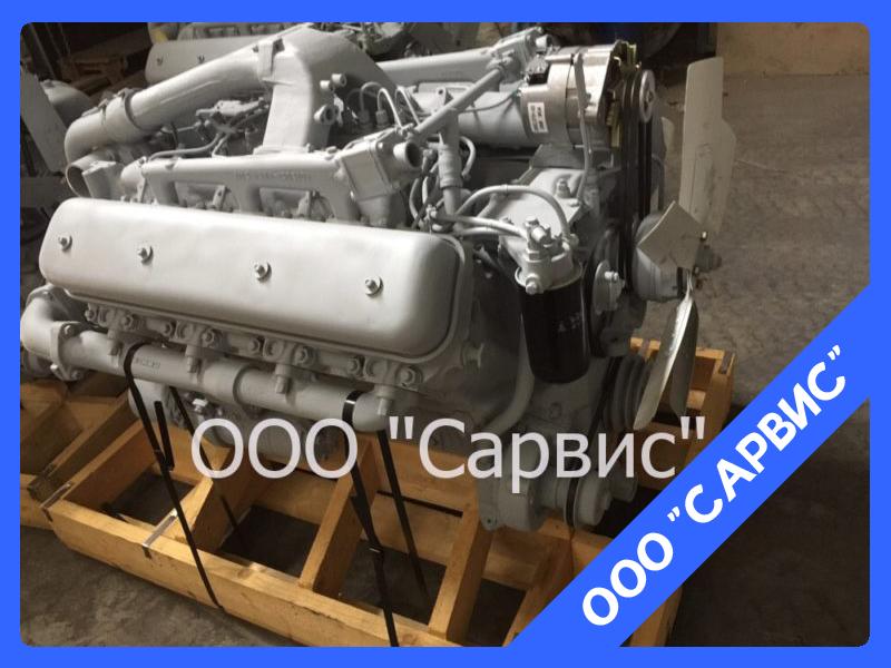 Двигатель ЯМЗ 238НД5 в Казахстан