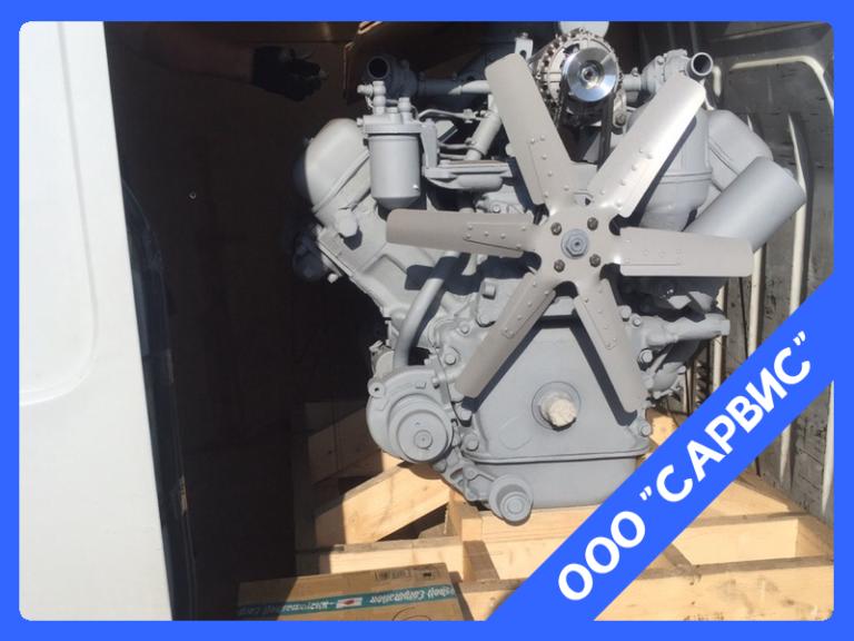 Двигатель ЯМЗ 238ДЕ-22 на комбайн Полесье