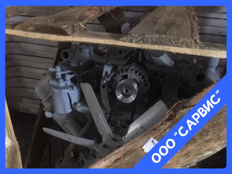 Двигатель ЯМЗ 236НД в Казахстан