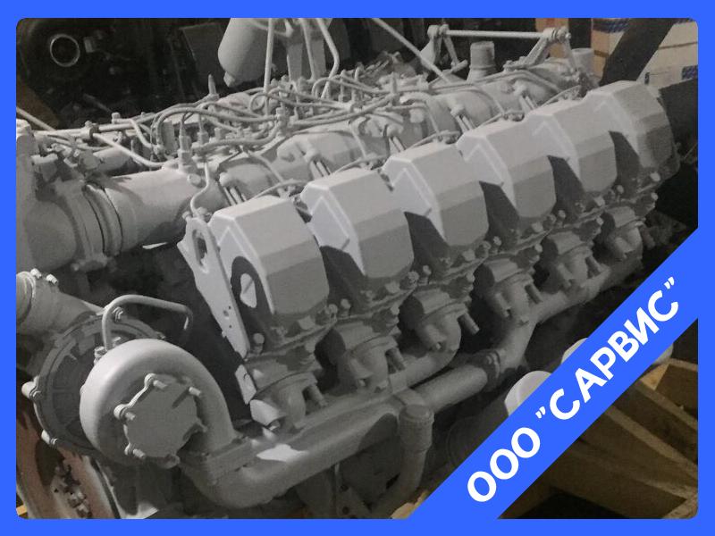 Двигатель ЯМЗ 8501.10 в Казахстан