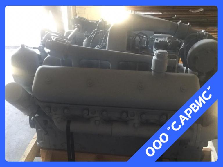 Двигатель ЯМЗ 238Б-14
