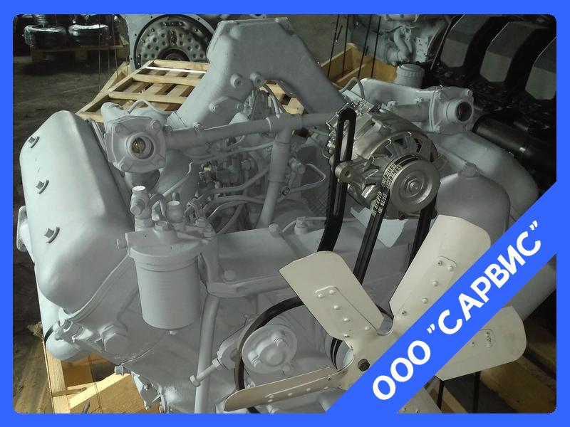 ЯМЗ 236М2 с капремонта на Т150