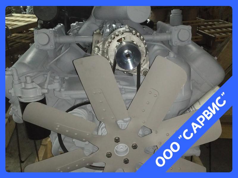 ЯМЗ 7511 для установки на судно в Тюмень