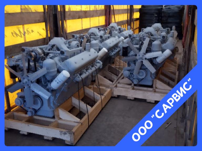 5 штук ЯМЗ 238НД5 в Казахстан
