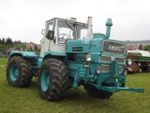 ЯМЗ 236М2 на Т150