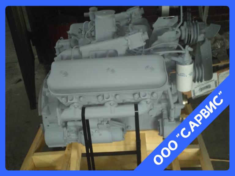 ЯМЗ 236ДК5 на Енисей с комплектом переоборудования